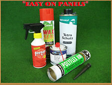 discovery sill repair painting sealing rustproofing kit
