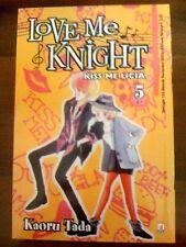Love Me Knight - Kiss Me Licia di Kaoru Tada  N. 5 - Ed. Star Comics Sconto 10%