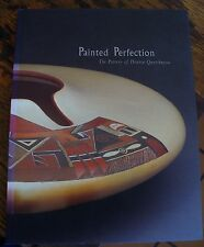 Painted Perfection Potter of Dextra Quotskuyva 2001 Wheelwright Museum Rare