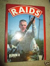 Album  N°8   Raids magazine  N° 36 à 40