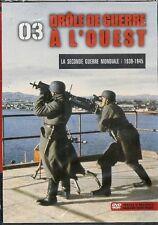 DVD DOCUMENTAIRE--SECONDE GUERRE MONDIALE 39-45 VOL 3--DROLE DE GUERRE A...-NEUF