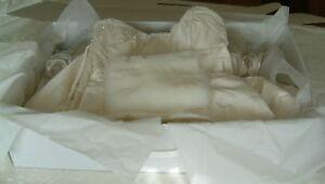 Wedding dress storage box XXXL & 40 large sheets Acid Free tissue 12000+ Sold
