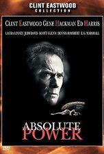 Absolute Power DVD Clint Eastwood(DIR) 1997