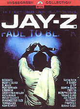 Jay Z - Fade to Black (DVD, 2005) WS  Beyonce Mary J. Blige Common P. Diddy