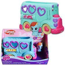 My Little Pony Rainbow Dash Friendship Bus Playskool Friends Toddler Toy