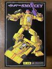 Fans Toys FT-31D Smokey G1 Dragstrip Transformer Action Figure