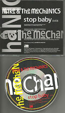 Genesis MIKE & THE MECHANICS Stop baby PROMO DJ CD Single1991 USA MINT  and
