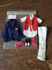 Vintage 1960's Mattel Barbie Ken Doll Outfit Victory Dance #1411 Complete