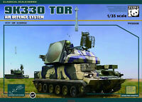 Panda Hobby PH35008 1/35 9K330 Tor Air Defence System Hot