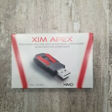 XIM Apex Keyboard and Mouse Adapter xbox one 360 ps4 ps3