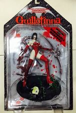 Guillotinna Over Rage Red Outfit Action Figure