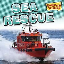 Sea Rescue (Emergency Vehicles)-ExLibrary