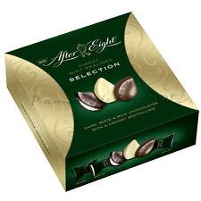 Dopo otto scuro e bianco menta cioccolato riquadro di selezione 122g SANTA REGALI NATALE
