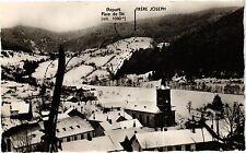 CPA  Depart Piste de Ski (alt.1050m) - Frére Joseph Ventron (Vosges)... (200737)
