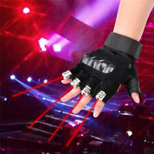 Green/Red/Multi 4-Colour Laser Glove Lighting Visible Beam DJ Stage Dance Show