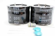 Kenwood TS-520/TS-520S/TS-530S/TS-820S/TS-830S High Voltage Filter Capacitors