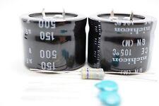 Kenwood TS-520/TS-520S/TS-530S/TS-820S/TS-830S High Voltage Filter Capacitors