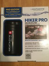 Hiker pro micro-filter backcountry series