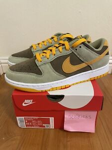 Nike Dunk Low Dusty Olive US 9 DH5360-300