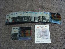 1997 97-98 McDonald's Upper Deck - Complete 40 Card Set + Checklist * NHL *