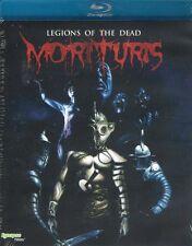 Morituris Blu-ray Synapse Raffaele Picchio Italian horror