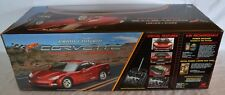 NEW in Sealed Box ~ Huge Red CORVETTE 9.6V RC Car 1/6 SCALE ~ FREE Shipping!!