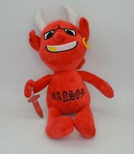 Ransom Clothing Ronnie Plush Doll Red Teddy Bear Rare DEADSTOCK NEW VINTAGE