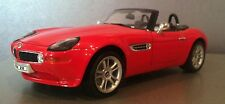 WELLY BMW Z8 1:18 BEAUTIFUL RED COLOR