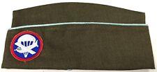 WWII US AIRBORNE PARATROOPER PX OVERSEAS CAP, MID WAR- MEDIUM
