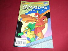 THE SIMPSONS COMICS #31  Bongo Comics US Original Edition 1997 VF/NM