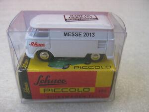 Schuco Piccolo Messemodell 2013 VW T1 NEU&OVP