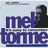 Mel Tormé - It's Easy to Remember (2000)
