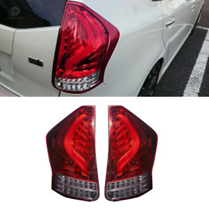 Toyota Prius V Valenti LED Tail Light Sequential Signal ZVW40 Red 12-18