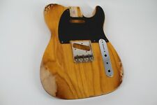 MJT Official Custom Vintage Age Nitro Guitar Body By Mark Jenny VTT Blackguard