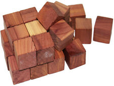 Moth Mildew Mustiness Repellent Cedar Cubes 100% Natural Protecting Clothes x24