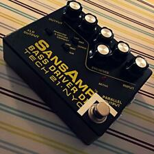 SansAmp Bass Driver DI 1 Switch Initial Type TECH 21 Guitar Effect Pedal
