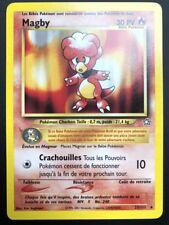 Carte Pokemon MAGBY 23/111 Rare Néo Génésis Wizard FR NEUF