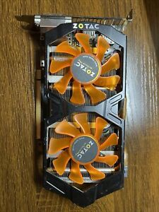 Zotac GTX 760 2gb GDDR5 GPU Gaming Graphics Card **READ**