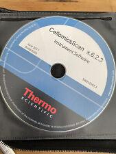 Thermo Cellomics Array Scan Cellomics Scan Software X.6.2.3