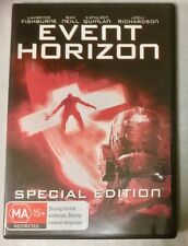 Event Horizon: Special Edition ( DVD 2006 two disc set) Region 4, Rated MA15+