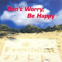 Freeheat-Don't Worry Be Happy CD EP, Single  New