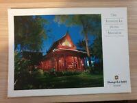 6 Shangri-La hotel Bangkok  modern postcards unused