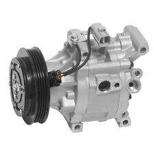 New AC A/C Compressor Fits: 2003 2004 2005 Toyota Echo L4 1.5L DOHC AC A/C Pump