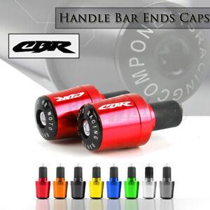 """CNC 22MM 7/8"""" Lenker Lenkergewichte Lenkerenden für Honda CBR1000RR FIREBLADE/SP"""