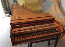 More details for single manual harpsichord