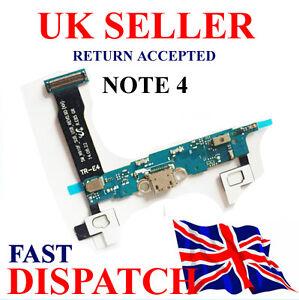 Replacement Samsung Galaxy Note 4 SM-910F USB Charging Dock Port Mic Flex