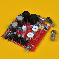 6N3*2+6Z4 Tube Amplifier + Lehmann AMP Headphone Amplifier Kit Assembled Board
