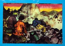 CRONISTORIA MONDIALE Folgore '65-Figurina-Sticker n.134-Rec