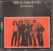 J GEILS BAND BLOODSHOT 9 track CD Peter Wolf Magic Dick 1973 Atlantic