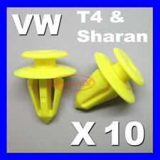 VW TRANSPORTER T4 SHARAN DOOR TRIM PANEL CARD CLIPS INTERIOR FASTENER